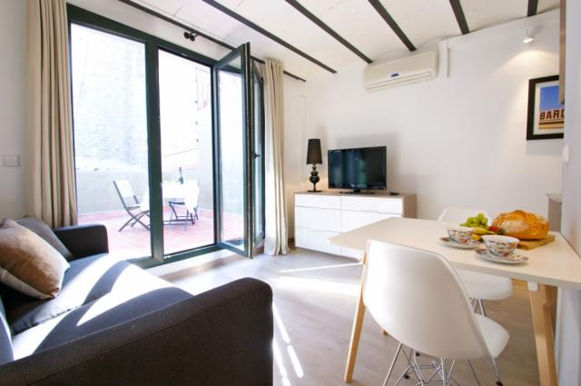 Borne Basilica Basic Loft A Apartment Barcelona